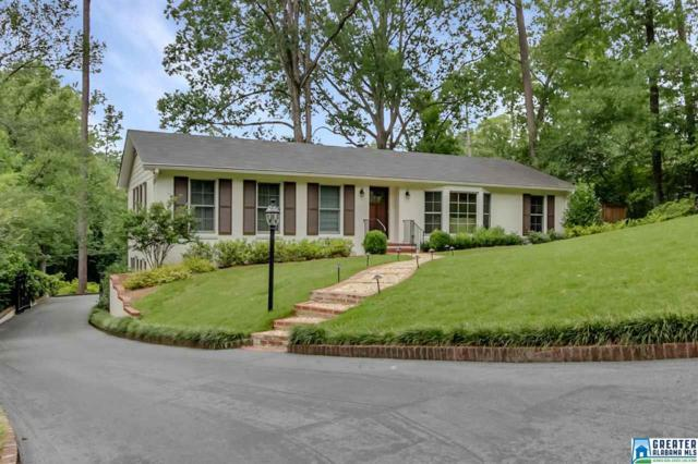 3862 Cove Dr, Mountain Brook, AL 35213 (MLS #855810) :: Howard Whatley