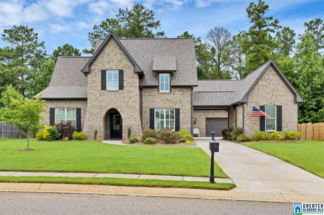 600 Lakeridge Dr, Trussville, AL 35173 (MLS #856244) :: LocAL Realty