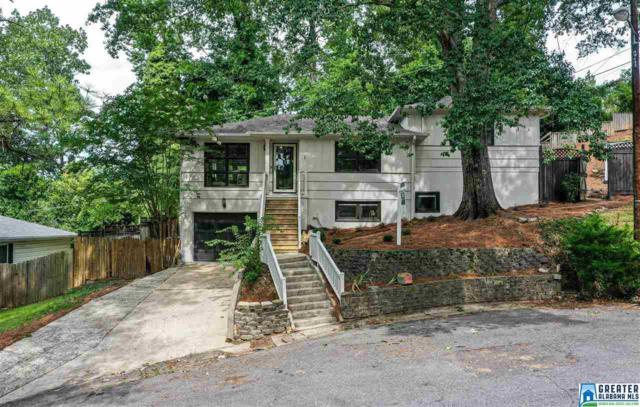845 Acton Ave, Homewood, AL 35209 (MLS #856643) :: LIST Birmingham