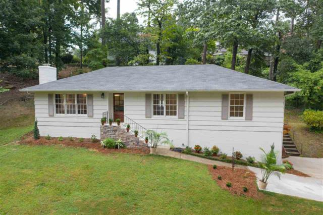 3908 Glencoe Dr, Mountain Brook, AL 35213 (MLS #858097) :: LIST Birmingham