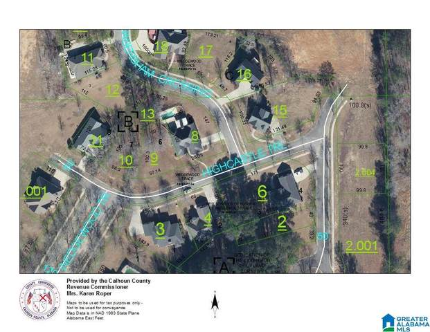0 Habersham Crossing #3, Glencoe, AL 35905 (MLS #859024) :: EXIT Magic City Realty