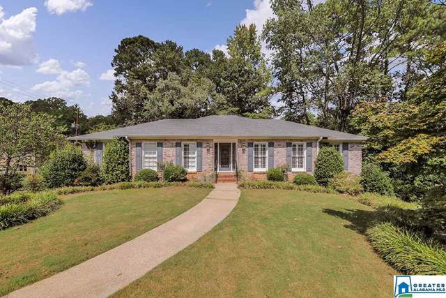 1906 Paulette Dr, Hoover, AL 35226 (MLS #861994) :: LocAL Realty