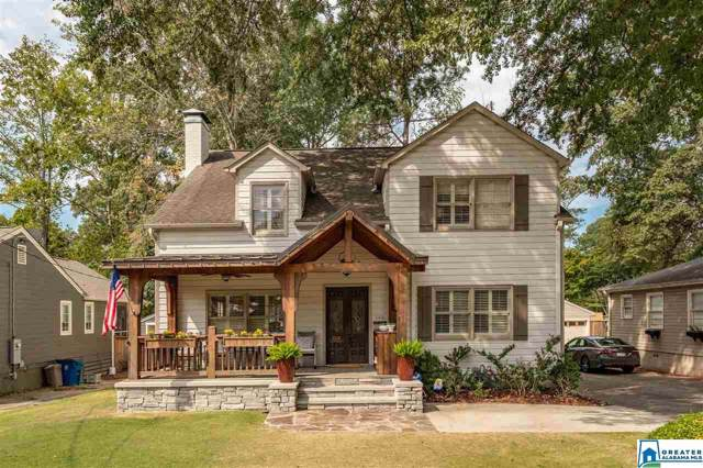 144 W Glenwood Dr, Homewood, AL 35209 (MLS #863602) :: Gusty Gulas Group