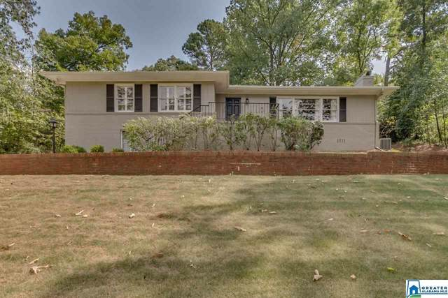1455 Overlook Rd, Homewood, AL 35209 (MLS #863746) :: Gusty Gulas Group