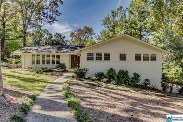 3416 Mountain Park Dr, Mountain Brook, AL 35213 (MLS #865929) :: Josh Vernon Group