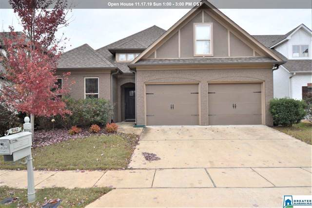 5842 Water Point Ln, Hoover, AL 35242 (MLS #867602) :: LocAL Realty