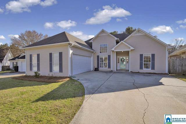 108 Spring Pl, Alabaster, AL 35007 (MLS #871866) :: LocAL Realty
