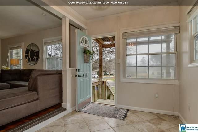 813 Grove St, Homewood, AL 35209 (MLS #874818) :: Gusty Gulas Group