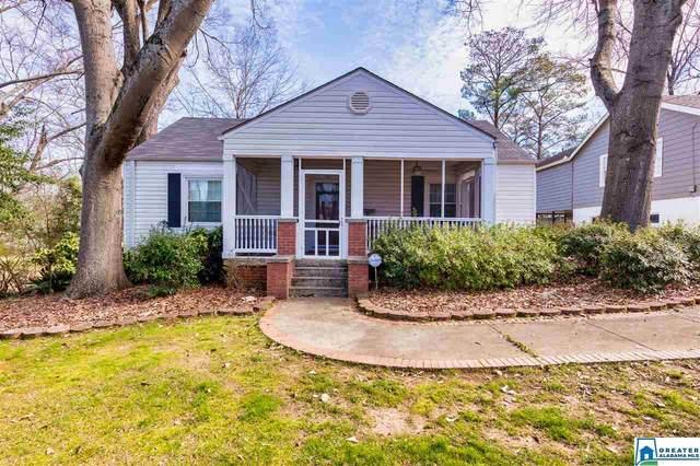813 Columbiana Rd, Homewood, AL 35209 (MLS #875195) :: Josh Vernon Group