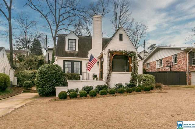 48 Norman Dr, Mountain Brook, AL 35213 (MLS #877455) :: Bentley Drozdowicz Group