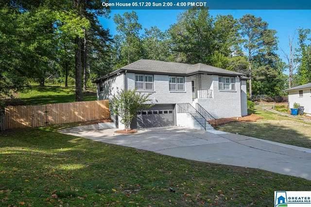 1856 Glendmere Dr, Vestavia Hills, AL 35216 (MLS #877891) :: Josh Vernon Group