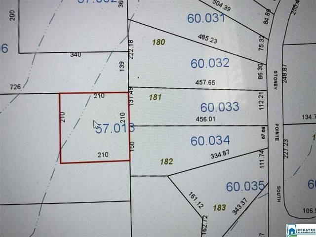 0 Co Rd 3081 1 Acre, Double Springs, AL 35553 (MLS #878960) :: LIST Birmingham