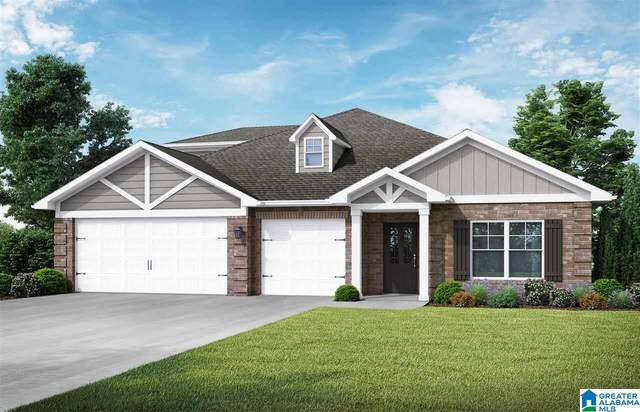 601 N Wynlake Drive, Alabaster, AL 35007 (MLS #880477) :: Howard Whatley