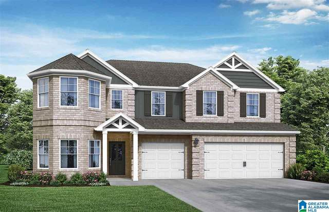 603 N Wynlake Drive, Alabaster, AL 35007 (MLS #880488) :: Howard Whatley