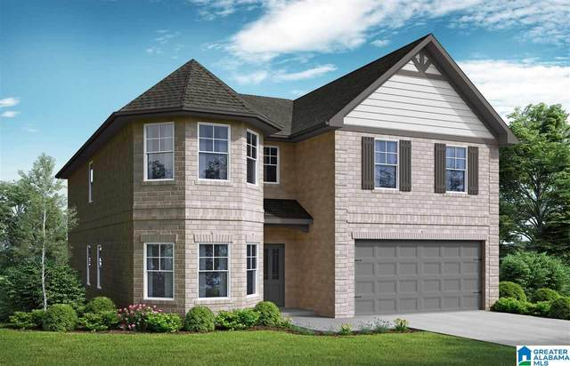 600 Post Oak Drive, Hueytown, AL 35023 (MLS #880919) :: Howard Whatley