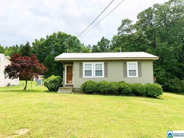 328 Grogan Rd, Talladega, AL 35160 (MLS #882366) :: Gusty Gulas Group