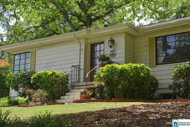 100 Windhaven Rd, Homewood, AL 35209 (MLS #884159) :: Gusty Gulas Group