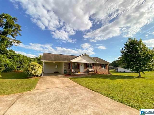 2016 Peaceburg Rd, Weaver, AL 36277 (MLS #886732) :: Bailey Real Estate Group