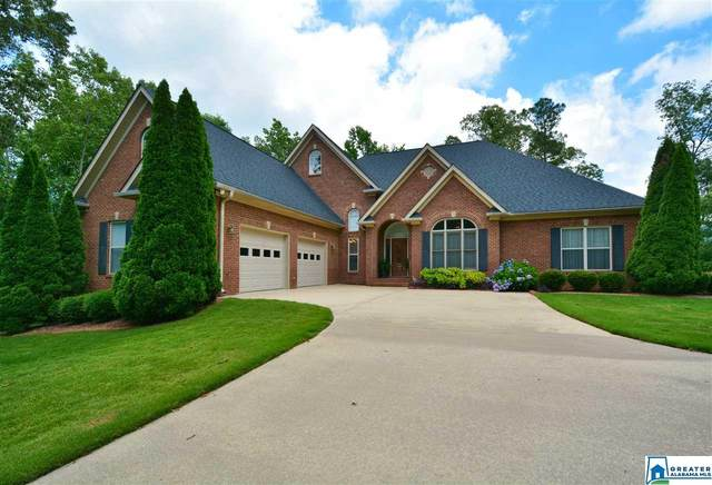 525 Brooke Ln, Odenville, AL 35120 (MLS #887114) :: Bailey Real Estate Group