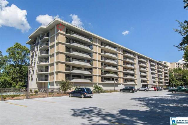1120 Beacon Pkwy E #600, Birmingham, AL 35209 (MLS #887832) :: Bailey Real Estate Group