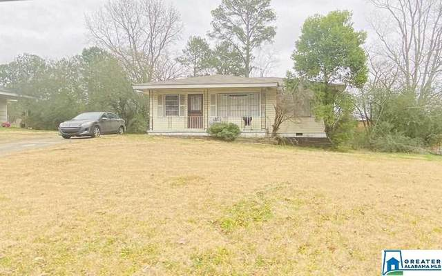 1613 1ST ST NW, Center Point, AL 35215 (MLS #888425) :: Bentley Drozdowicz Group