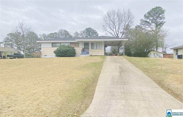 1617 1ST ST NW, Center Point, AL 35215 (MLS #888430) :: Bentley Drozdowicz Group