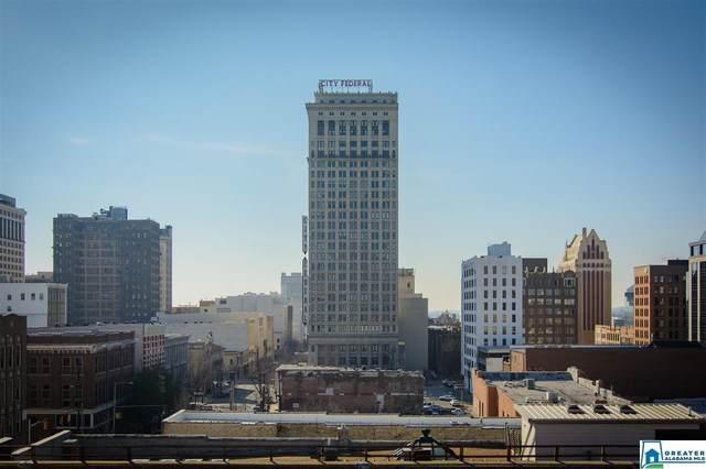 2024 2ND AVE N #1402, Birmingham, AL 35203 (MLS #890951) :: Bailey Real Estate Group