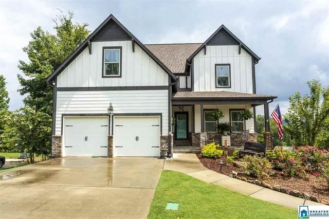 180 Pickford Pl, Springville, AL 35146 (MLS #891829) :: Bailey Real Estate Group