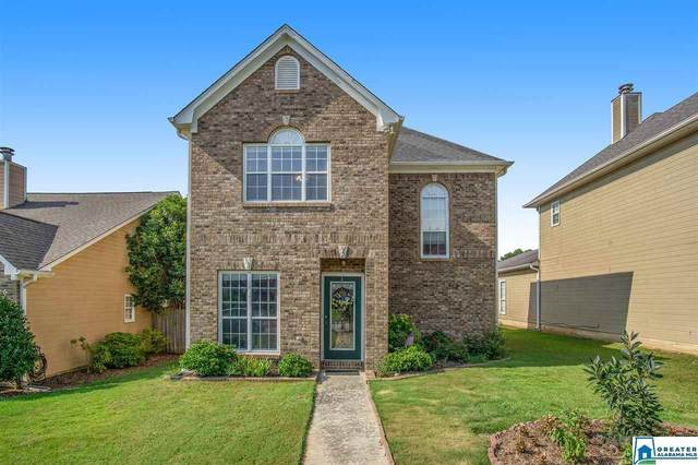 116 Warwick Cir, Alabaster, AL 35007 (MLS #892177) :: Howard Whatley