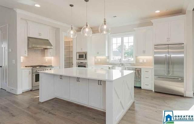 813 Southbend Ln, Vestavia Hills, AL 35243 (MLS #892448) :: Bailey Real Estate Group