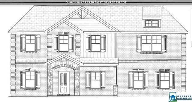 2002 Enclave Dr, Trussville, AL 35173 (MLS #895316) :: Gusty Gulas Group