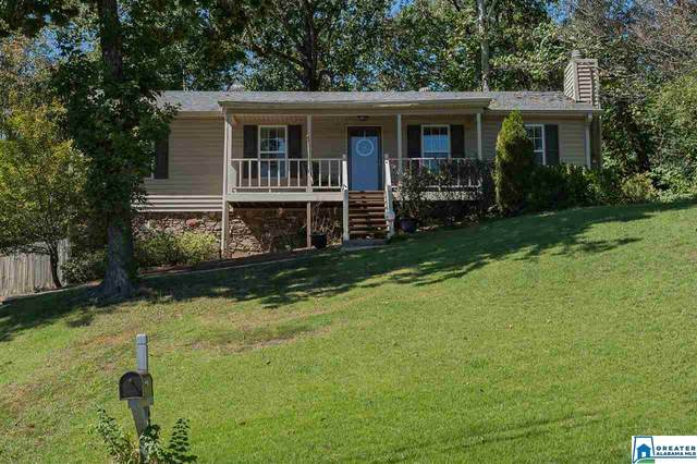 6800 Briarwood Dr, Pinson, AL 35126 (MLS #895436) :: Bailey Real Estate Group