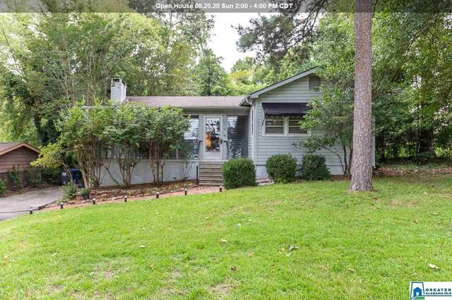 1534 Alford Ave, Hoover, AL 35226 (MLS #895668) :: Bentley Drozdowicz Group