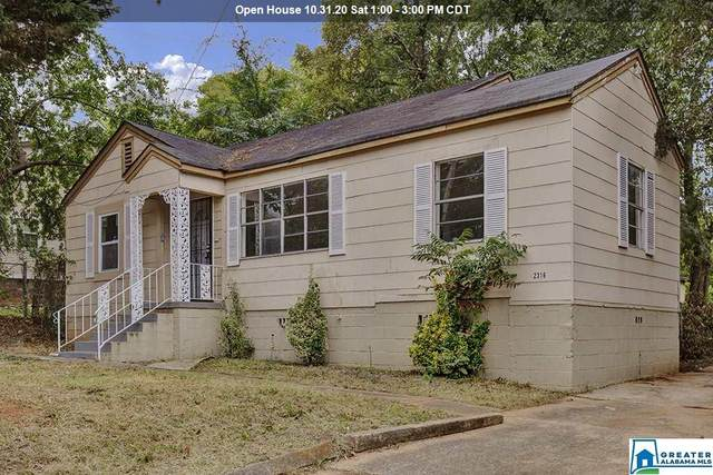 2316 31ST ST SW, Birmingham, AL 35221 (MLS #895934) :: Bailey Real Estate Group