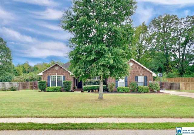1173 Silver Creek Ln, Alabaster, AL 35007 (MLS #896334) :: Bentley Drozdowicz Group