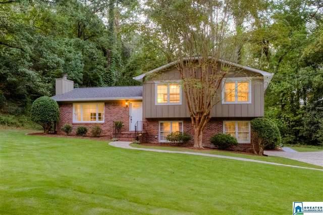 3566 Valley Cir, Vestavia Hills, AL 35243 (MLS #896412) :: Bailey Real Estate Group
