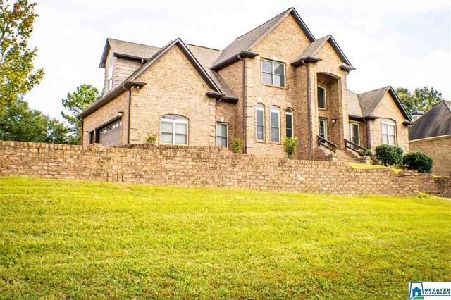 135 Sherwood Pl, Pell City, AL 35128 (MLS #896879) :: Bailey Real Estate Group