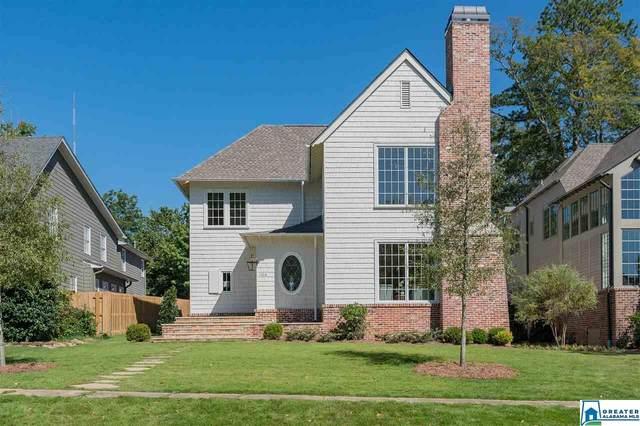 1506 Grove Pl, Homewood, AL 35209 (MLS #896999) :: Bentley Drozdowicz Group