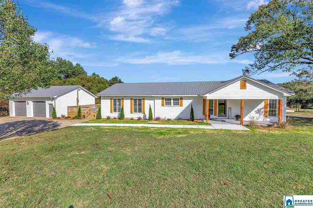 12 New Hope Rd, Springville, AL 35146 (MLS #897832) :: Josh Vernon Group