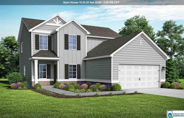 241 Union Station Dr, Calera, AL 35040 (MLS #898637) :: Bailey Real Estate Group
