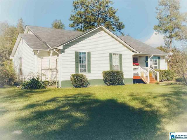 316 Shanks Dr, Maplesville, AL 36750 (MLS #898774) :: Bentley Drozdowicz Group