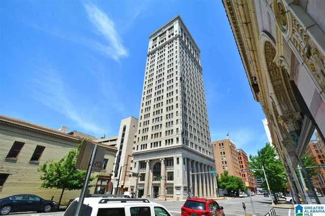 2024 N 2ND AVE N #1401, Birmingham, AL 35203 (MLS #899959) :: Lux Home Group