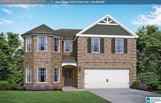 6201 Woodbrook Lane, Mccalla, AL 35020 (MLS #1282876) :: Josh Vernon Group