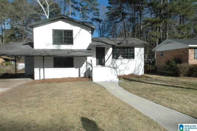 1240 Montclair Rd, Birmingham, AL 35213 (MLS #1271811) :: Bailey Real Estate Group