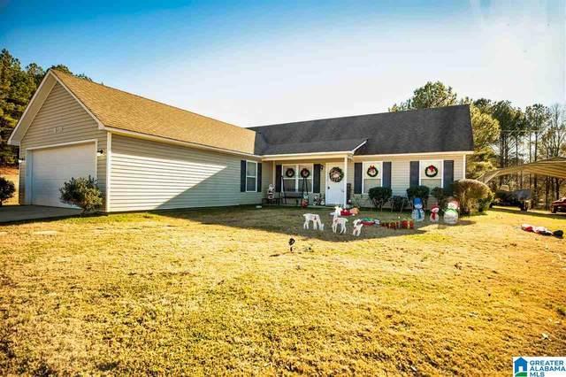 20992 Walnut Ln, Vance, AL 35490 (MLS #1271858) :: Bailey Real Estate Group