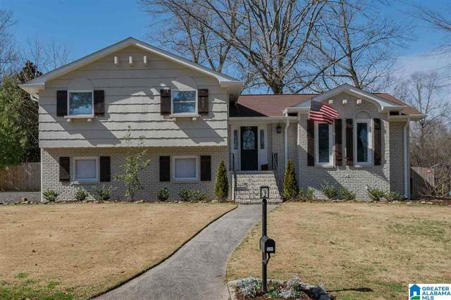 526 Oneal Dr, Hoover, AL 35226 (MLS #1276562) :: Bentley Drozdowicz Group