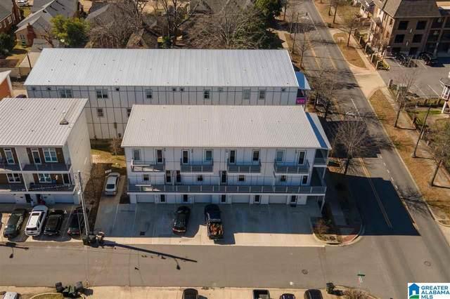 1004 Oak Ave #104, Tuscaloosa, AL 35401 (MLS #1276689) :: Gusty Gulas Group