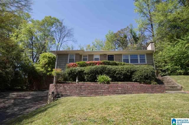 1112 Cresthill Drive, Birmingham, AL 35213 (MLS #1281153) :: Lux Home Group