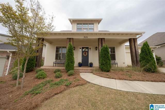 4636 Jackson Loop, Vestavia Hills, AL 35242 (MLS #1281388) :: LIST Birmingham