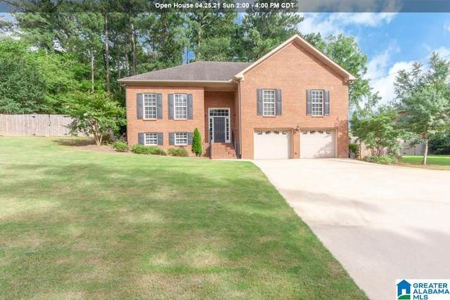 557 Oak Drive E, Trussville, AL 35173 (MLS #1281688) :: Gusty Gulas Group